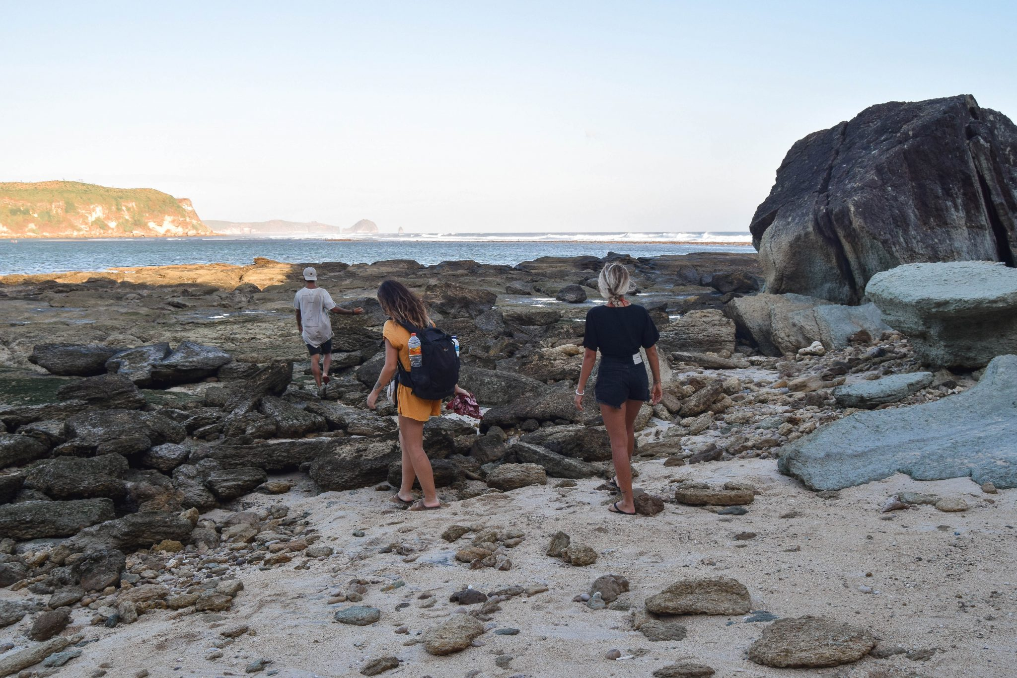 Wanderers & Warriors - Charlie & Lauren UK Travel Couple - Batu Payung Lombok