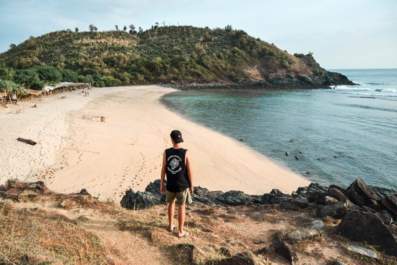 Mawi Beach Lombok Beaches