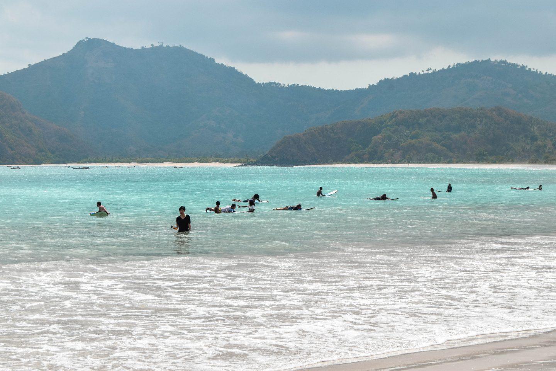 Selong Belanak Beach Lombok Surfing In Lombok Beaches