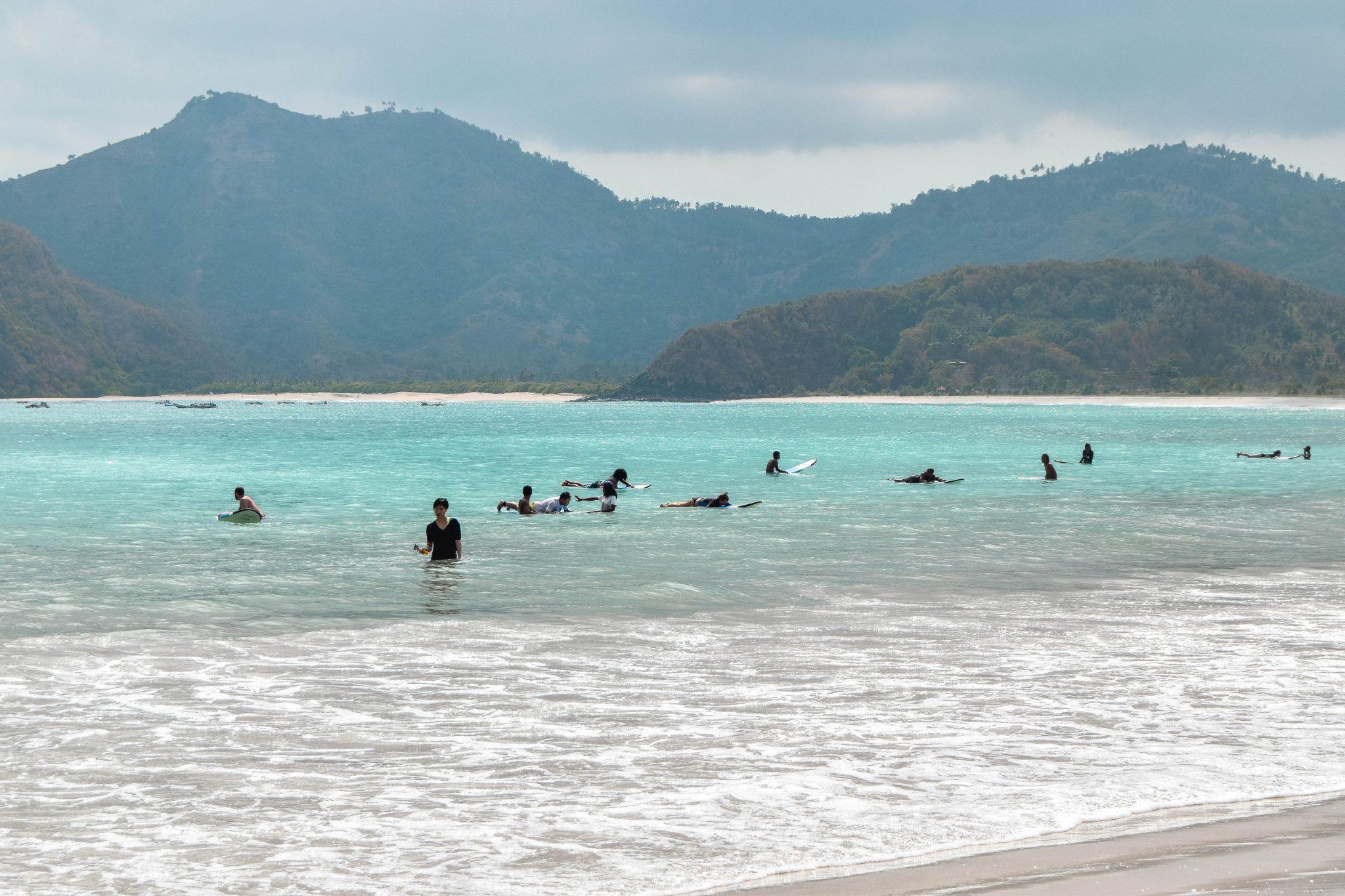 Wanderers & Warriors - Selong Belanak Beach Lombok Surfing Things To Do In Kuta Lombok