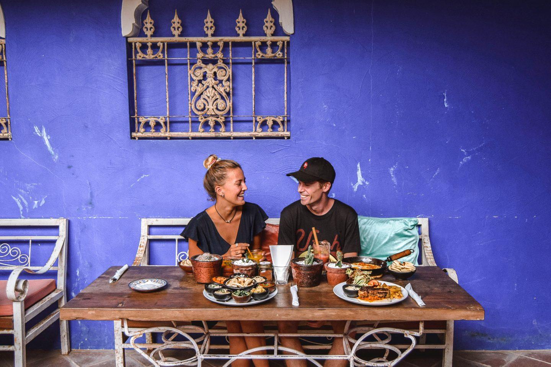 El Bazar Cafe Kuta Lombok Restaurants Things to do in kuta lombok