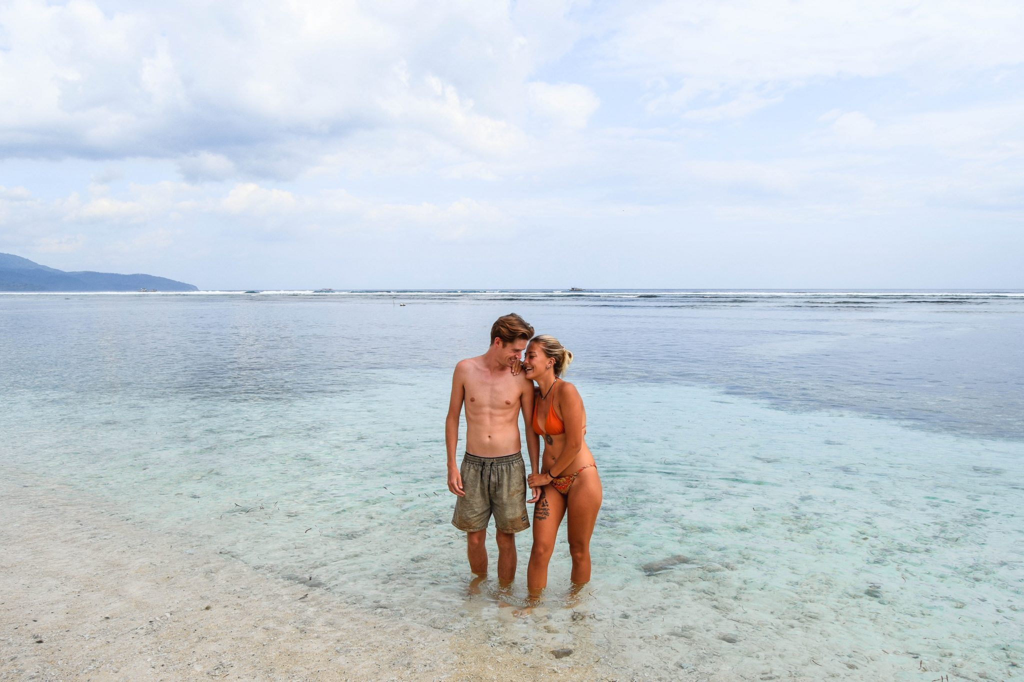 Wanderers & Warriors - Charlie & Lauren UK Travel Couple - Things To Do On Gili Trawangan - things to do gili islands