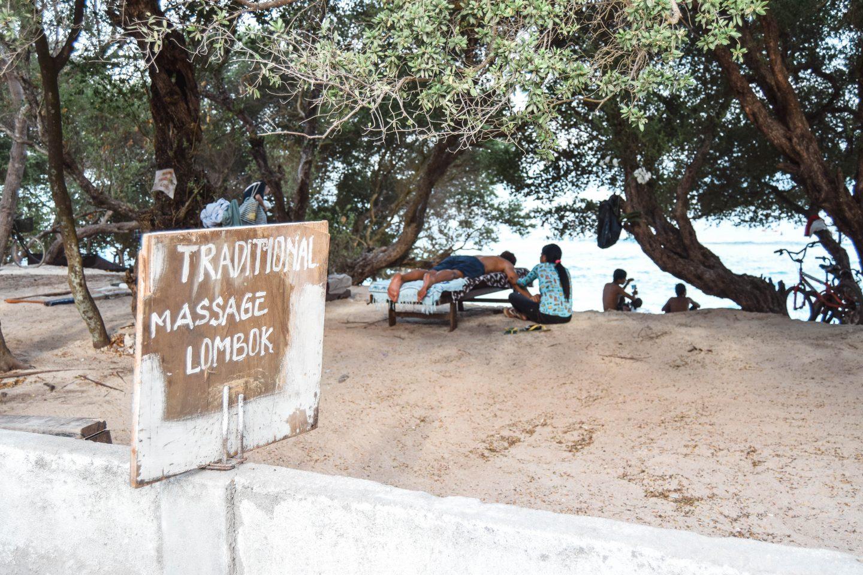 Massage Gili Trawangan Things To Do On Gili Trawangan Things To Do Gili Islands