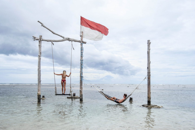 Sunset Swings Gili Trawangan Things To Do On Gili Trawangan Things To Do Gili Islands