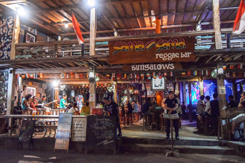 Nightlife Gili Trawangan Things To Do On Gili Trawangan Things To Do Gili Islands