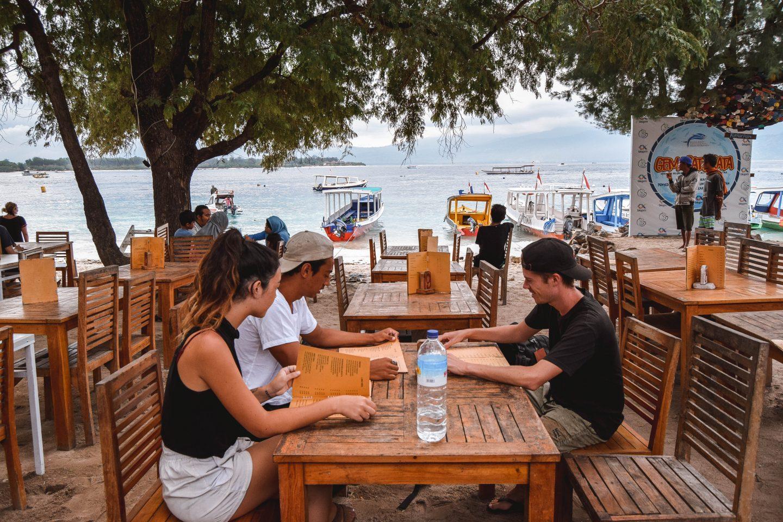Restaurants Gili Trawangan Things To Do On Gili Trawangan Things To Do Gili Islands