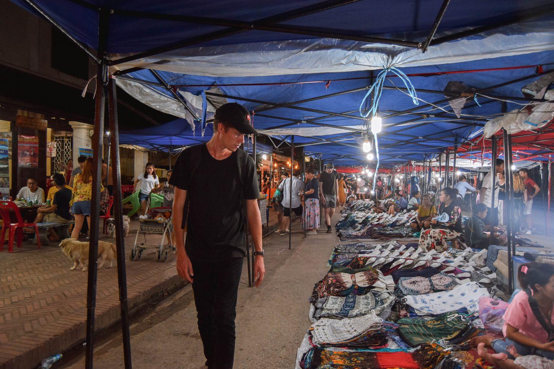 Luang Prabang Night Market – The Best Market In Asia