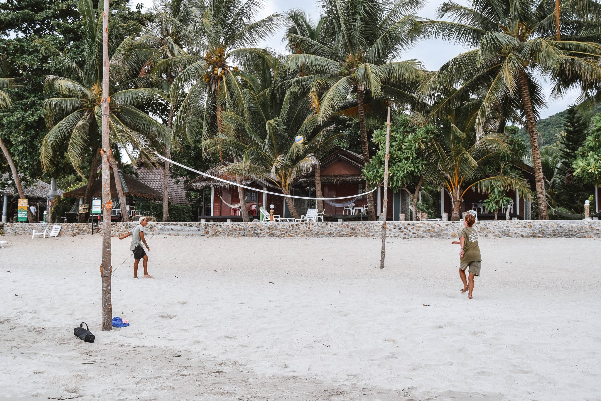 Wanderers & Warriors - Charlie & Lauren UK Travel Couple - Bottle Beach Koh Phangan - Best Beach In Koh Phangan Best Beaches Koh Phangan Beaches