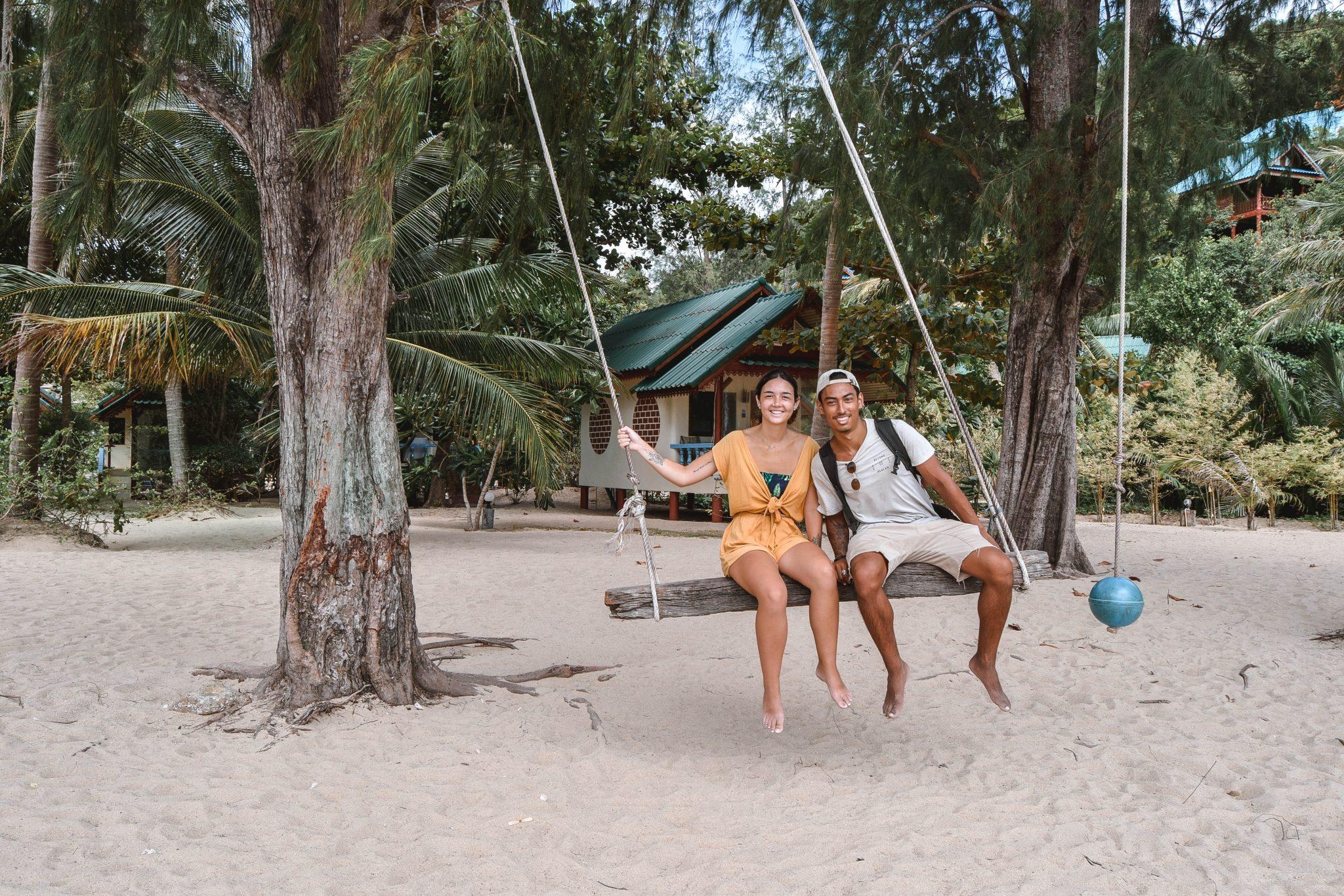 Wanderers & Warriors - Haad Mae Haad Beach Koh Phangan - Koh Ma Koh Phangan Best Beaches Koh Phangan Beaches