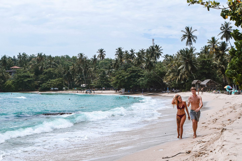 Hiriketiya Beach Sri Lanka Hiriketiya Bay Sri Lanka