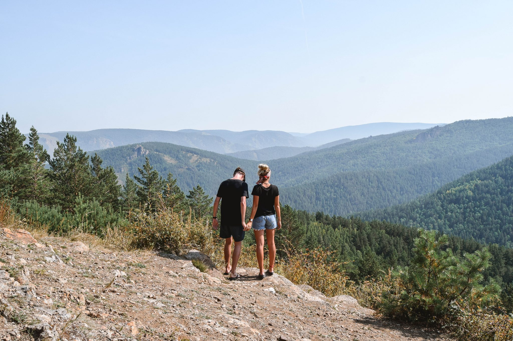 Wanderers & Warriors - Charlie & Lauren UK Travel Couple - Things To Do In Krasnoyarsk - Bobrovy Log Park Krasnoyarsk
