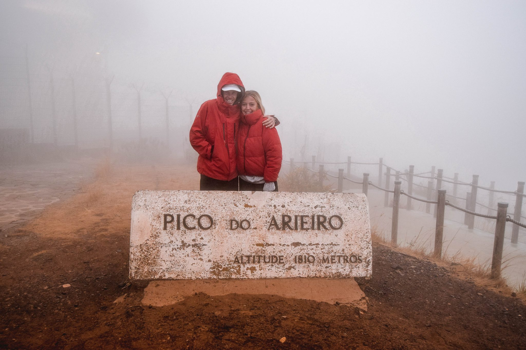 Wanderers & Warriors - Charlie & Lauren UK Travel Couple - Things To Do In Madeira Things To Do - Pico do Arieiro Madeira