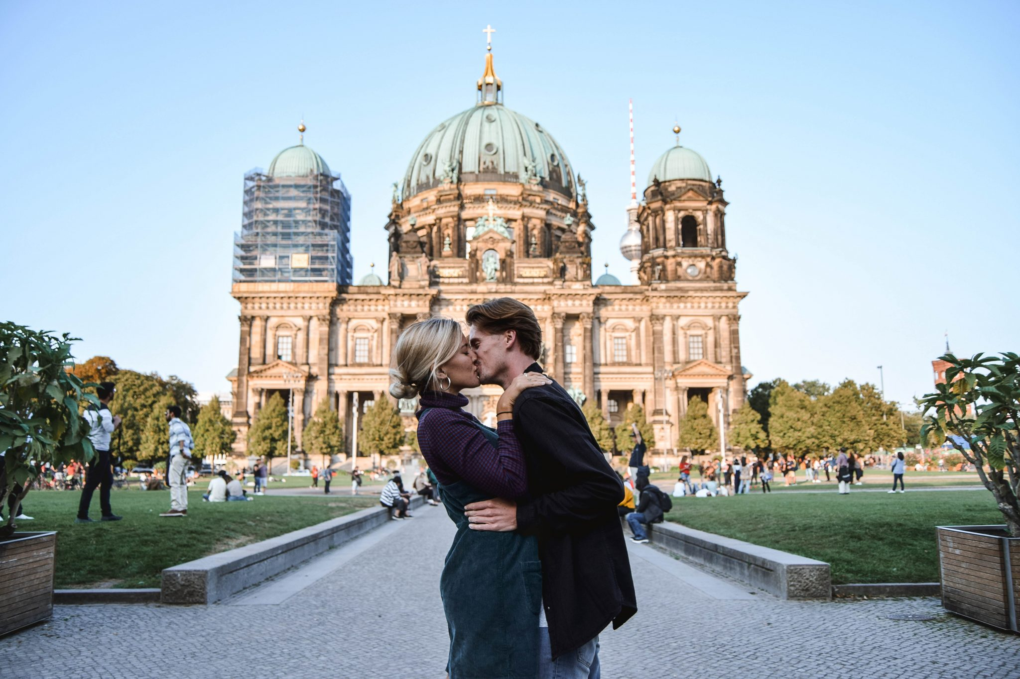 Wanderers & Warriors - Charlie & Lauren UK Travel Couple - Top Things To Do In Berlin Cathedral Berlin