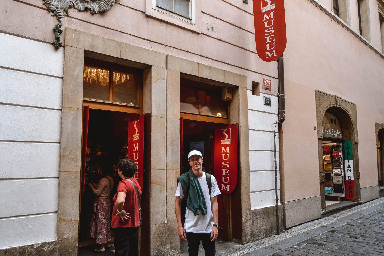 Sex Machine Museum Prague FUN Things To Do In Prague What To See In Prague
