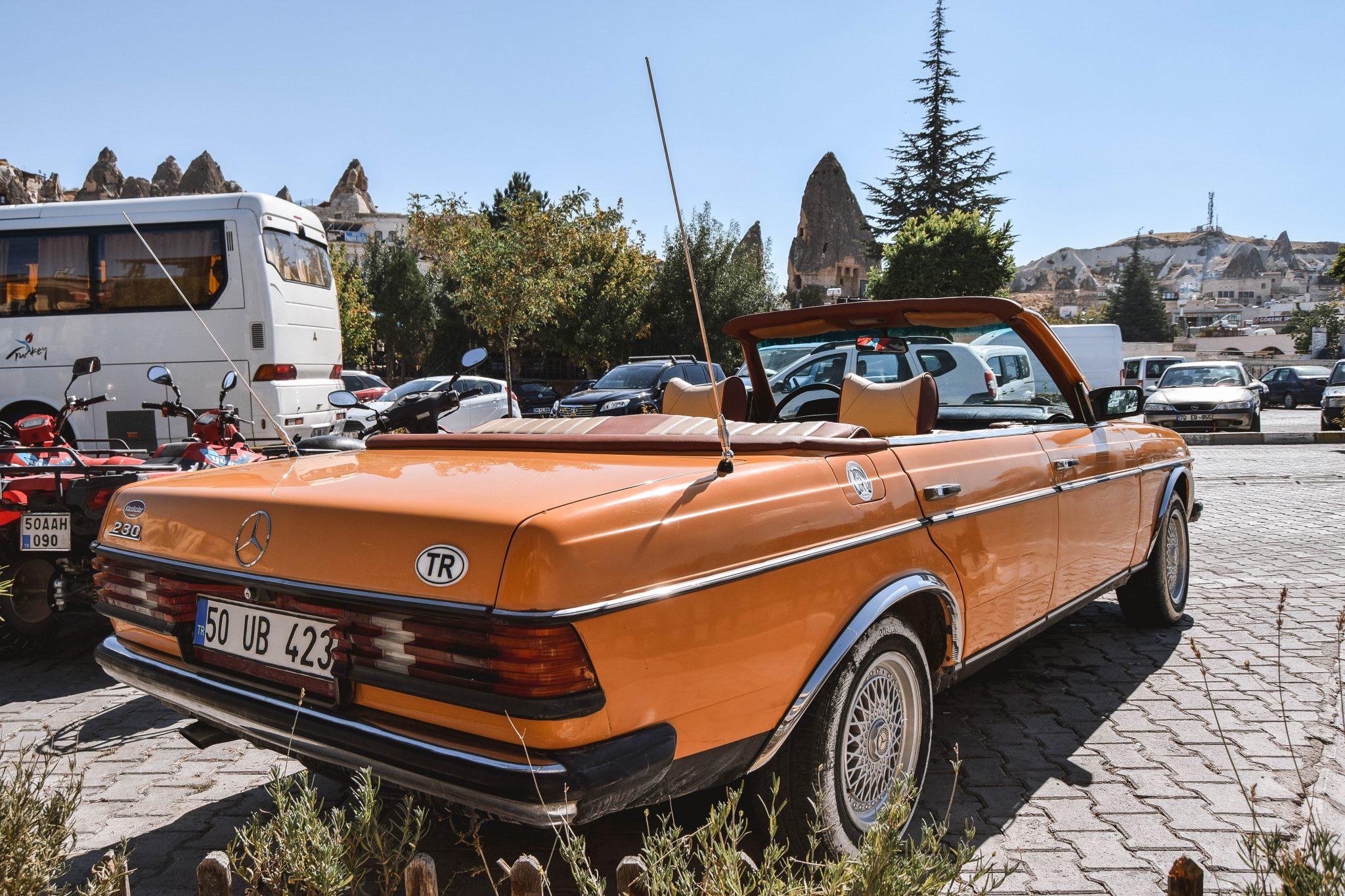 Wanderers & Warriors - Things To Do In Cappadocia Classic Car Tour Cappadocia