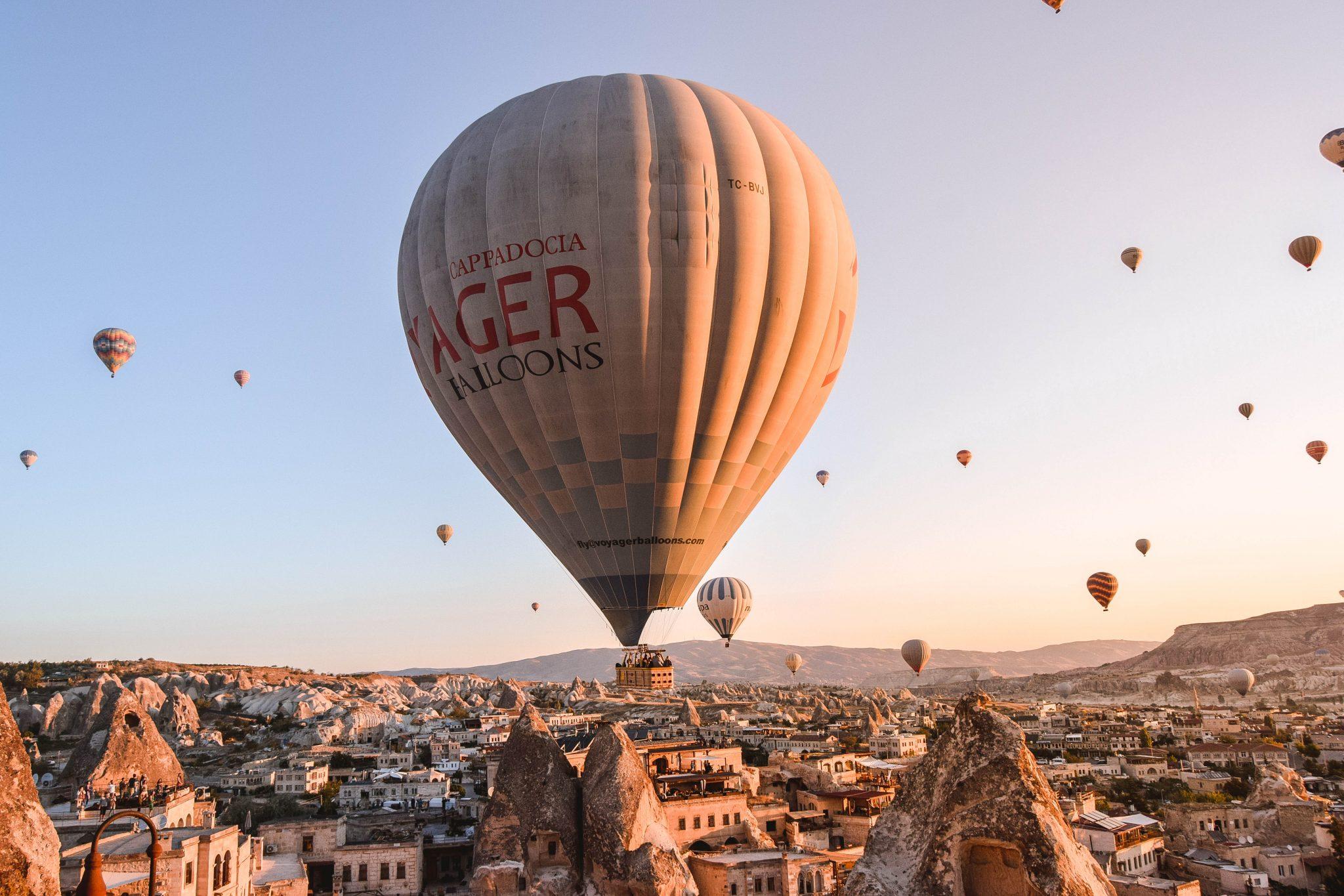 Wanderers & Warriors - Things To Do In Cappadocia Hot Air Ballon Tour Cappadocia