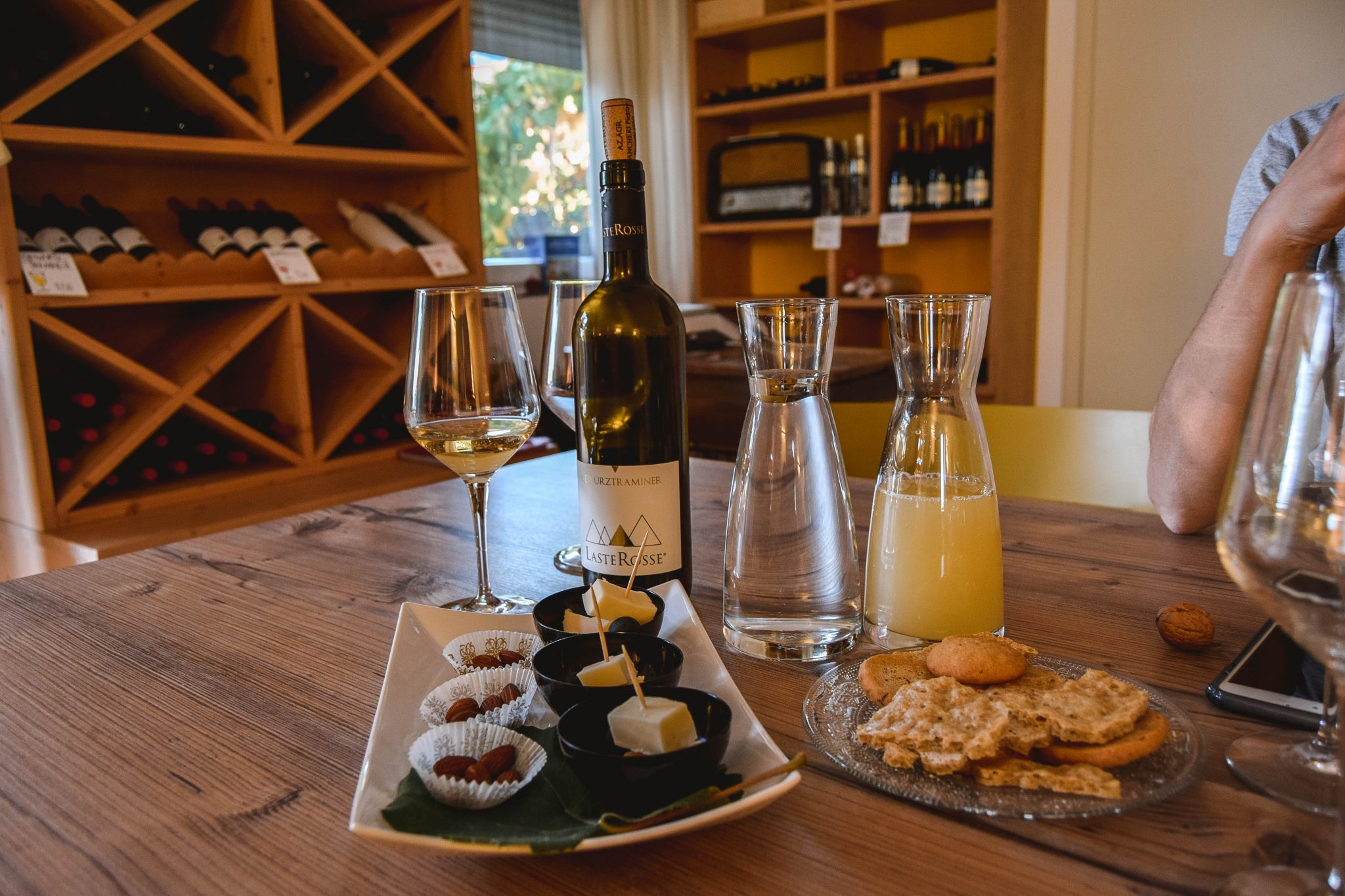 Wanderers & Warriors - Things To Do In Val Di Non Trentino - Wine tasting Trentino
