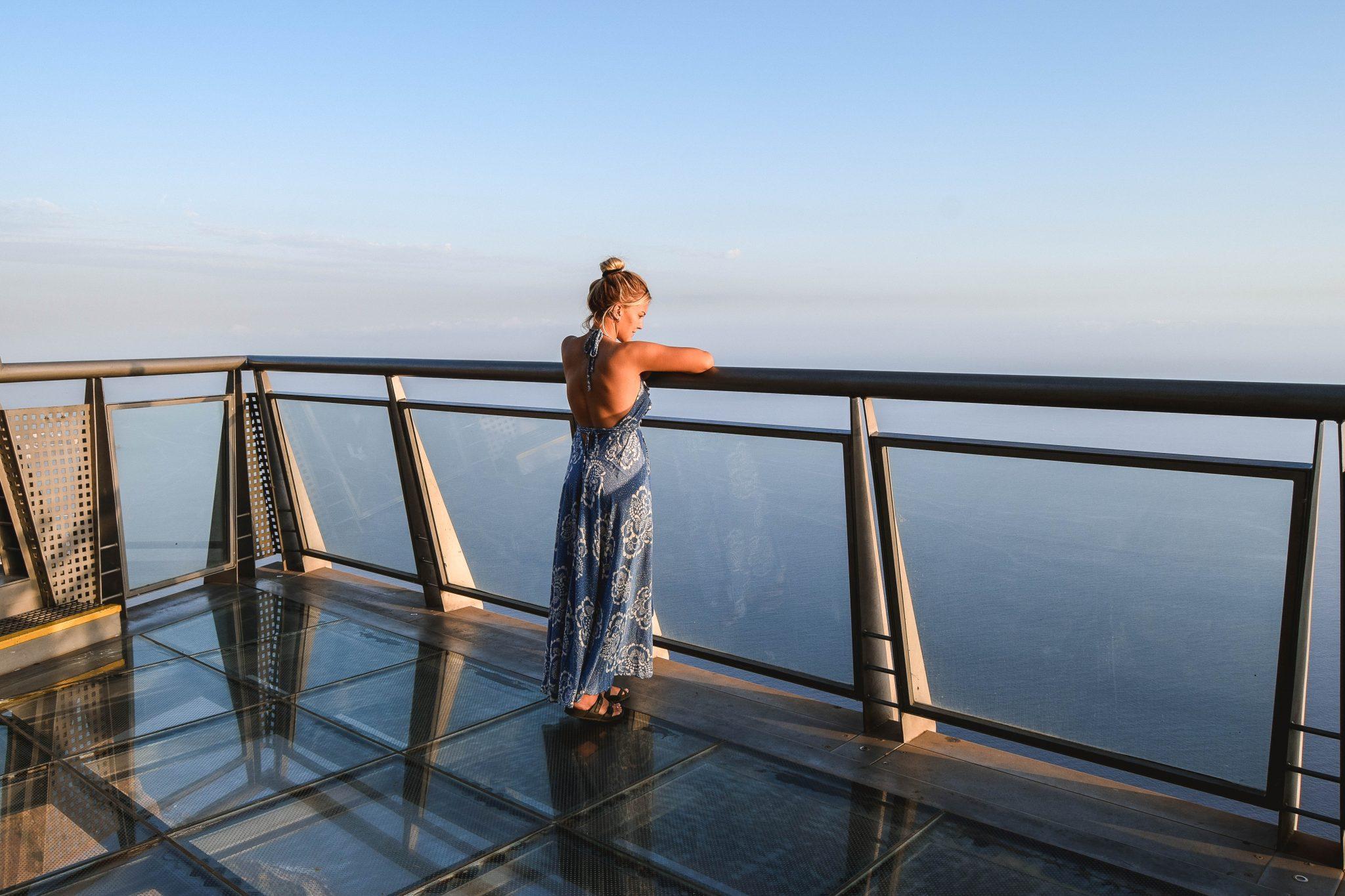Wanderers & Warriors - Charlie & Lauren UK Travel Couple - Cabo Girao Skywalk Madeira Cabo Girao Cliffs Madeira Things To Do In Madeira