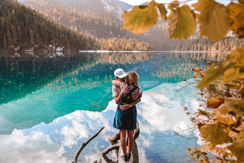 Best Lakes In Trentino Lago Di Tovel Trentino Lago Tovel Lake Tovel
