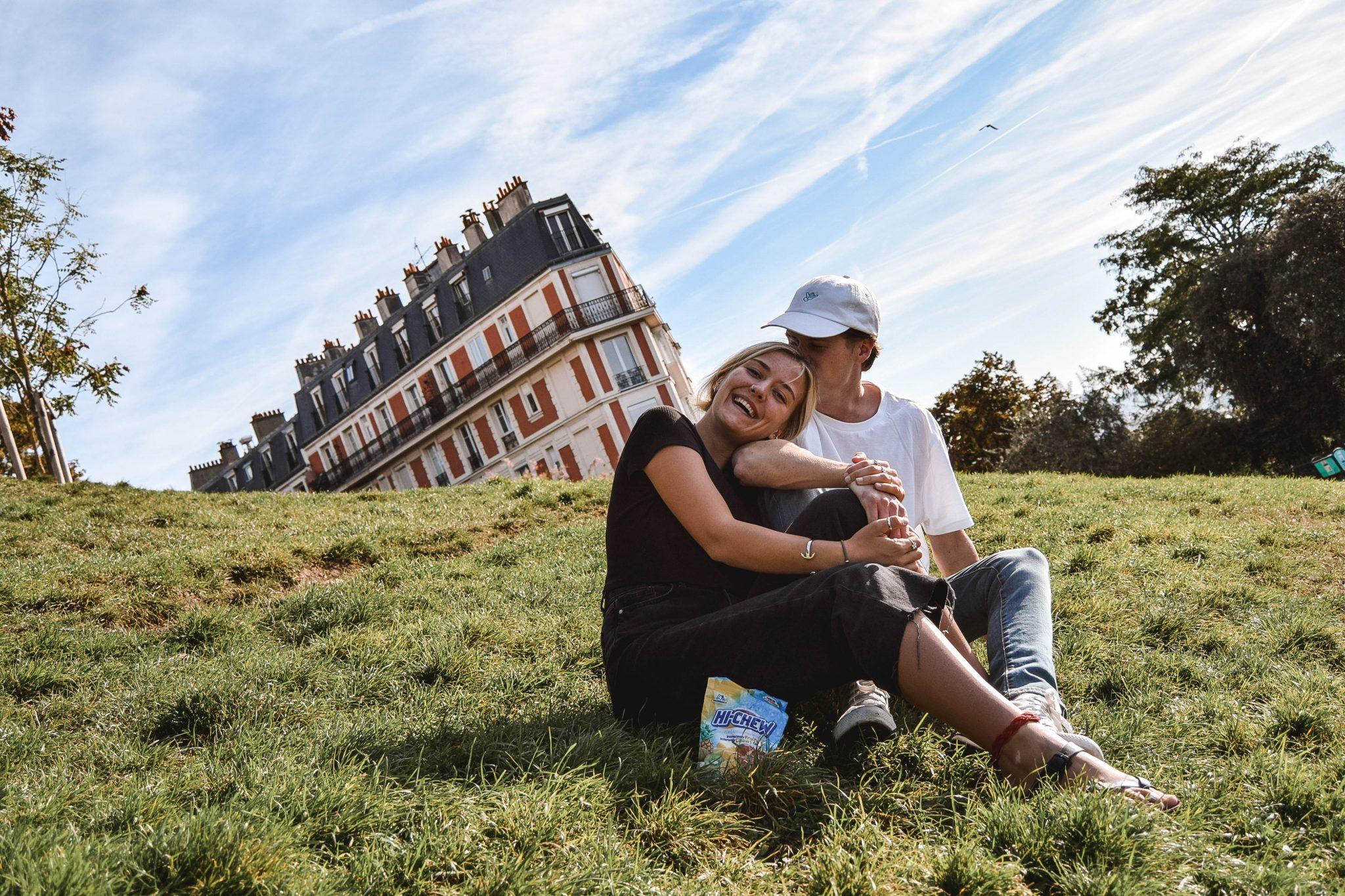 Wanderers & Warriors - Charlie & Lauren UK Travel Couple - Two Days In Paris Itinerary - Sinking House Paris