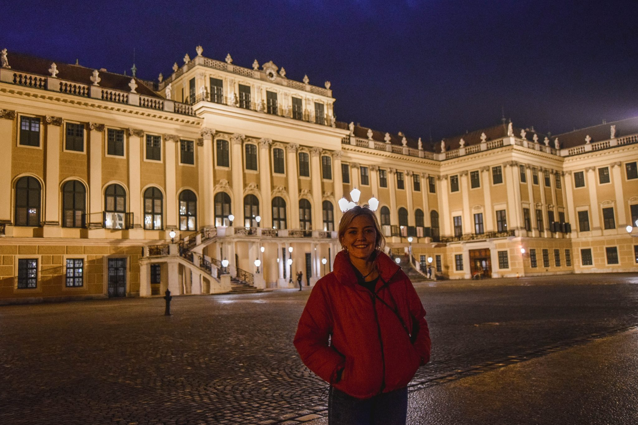 Wanderers & Warriors - Charlie & Lauren UK Travel Couple - Schönbrunn Palace Vienna In A Day - Things To Do In Vienna Itinerary 3 Days In Vienna 3 Day Itinerary Vienna 2 Day Itinerary