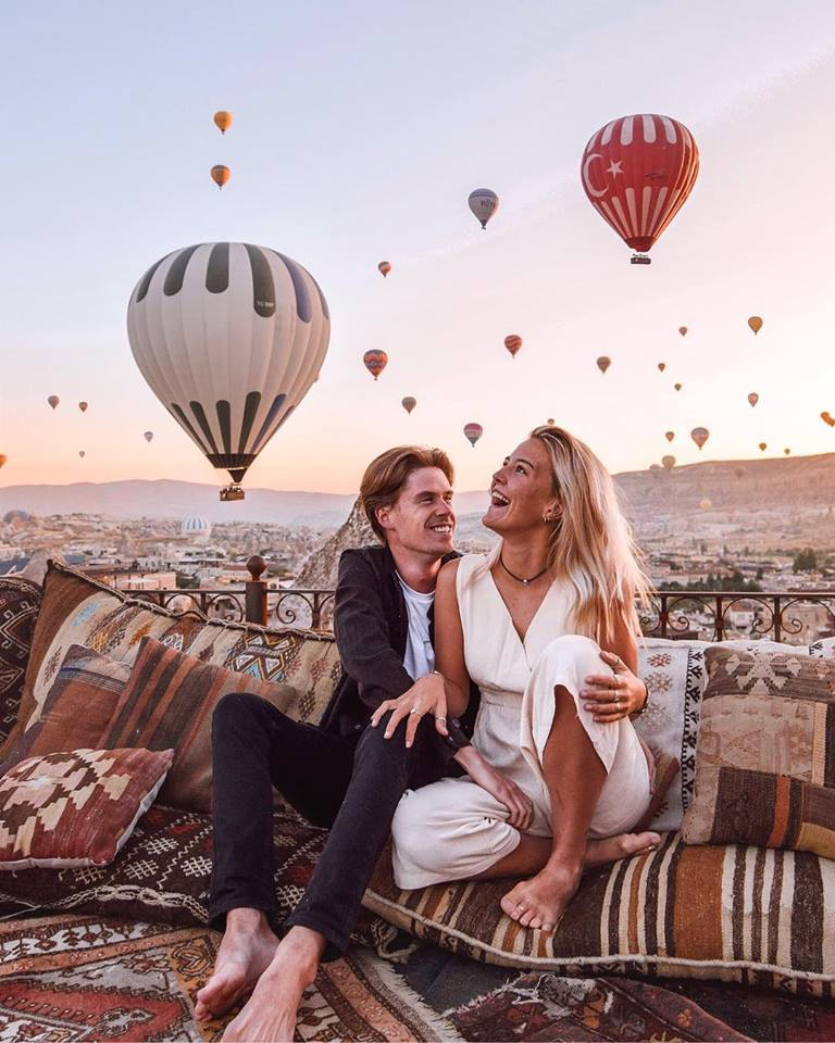 10 Most Instagrammable Places In Cappadocia