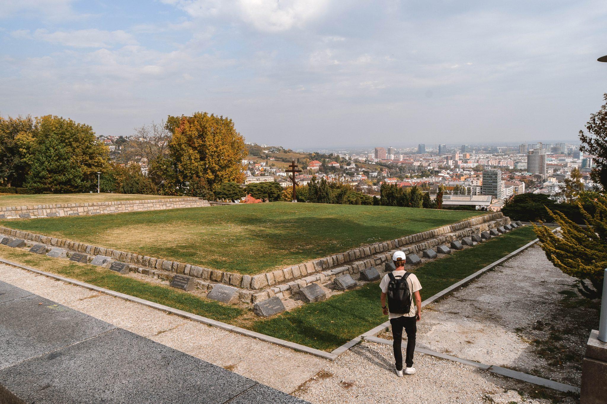Slavin Bratislava Slavin Memorial Bratislava War Memorial