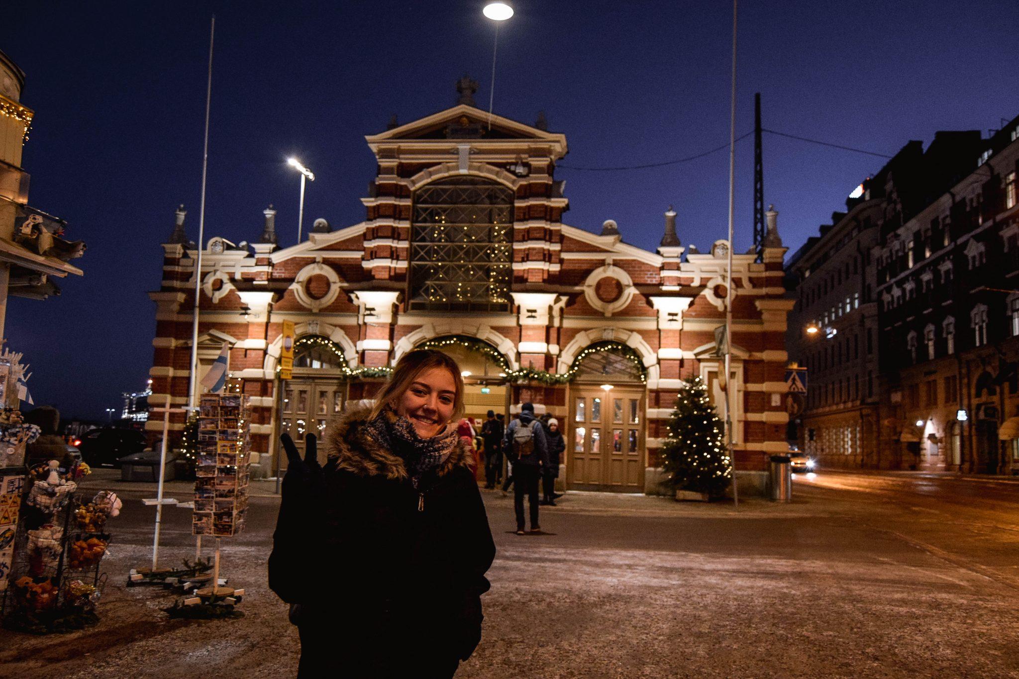 Things To Do In Helsinki In Winter - Old Market Hall Helsinki Market