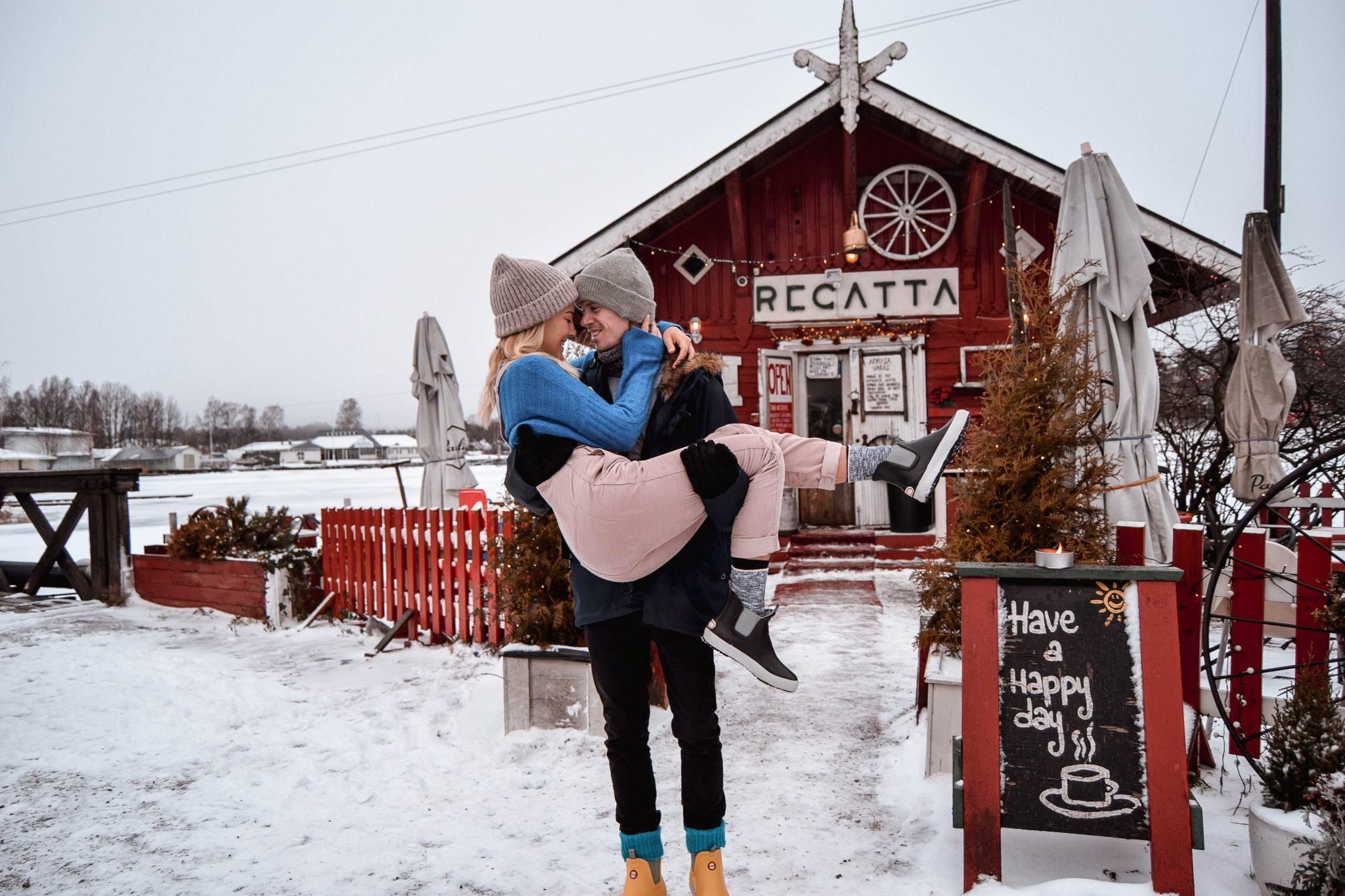 Things To Do In Helsinki In Winter - Cafe Regatta Helsinki