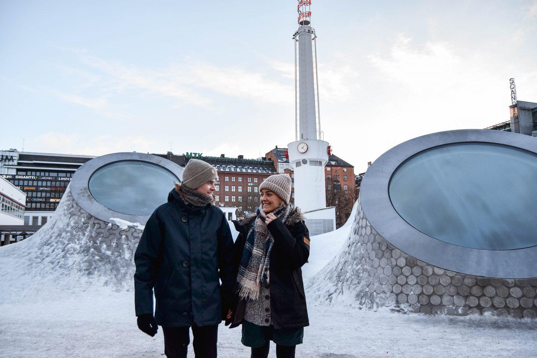 Amos Rex Museum Helsinki Things To Do In Helsinki In Winter