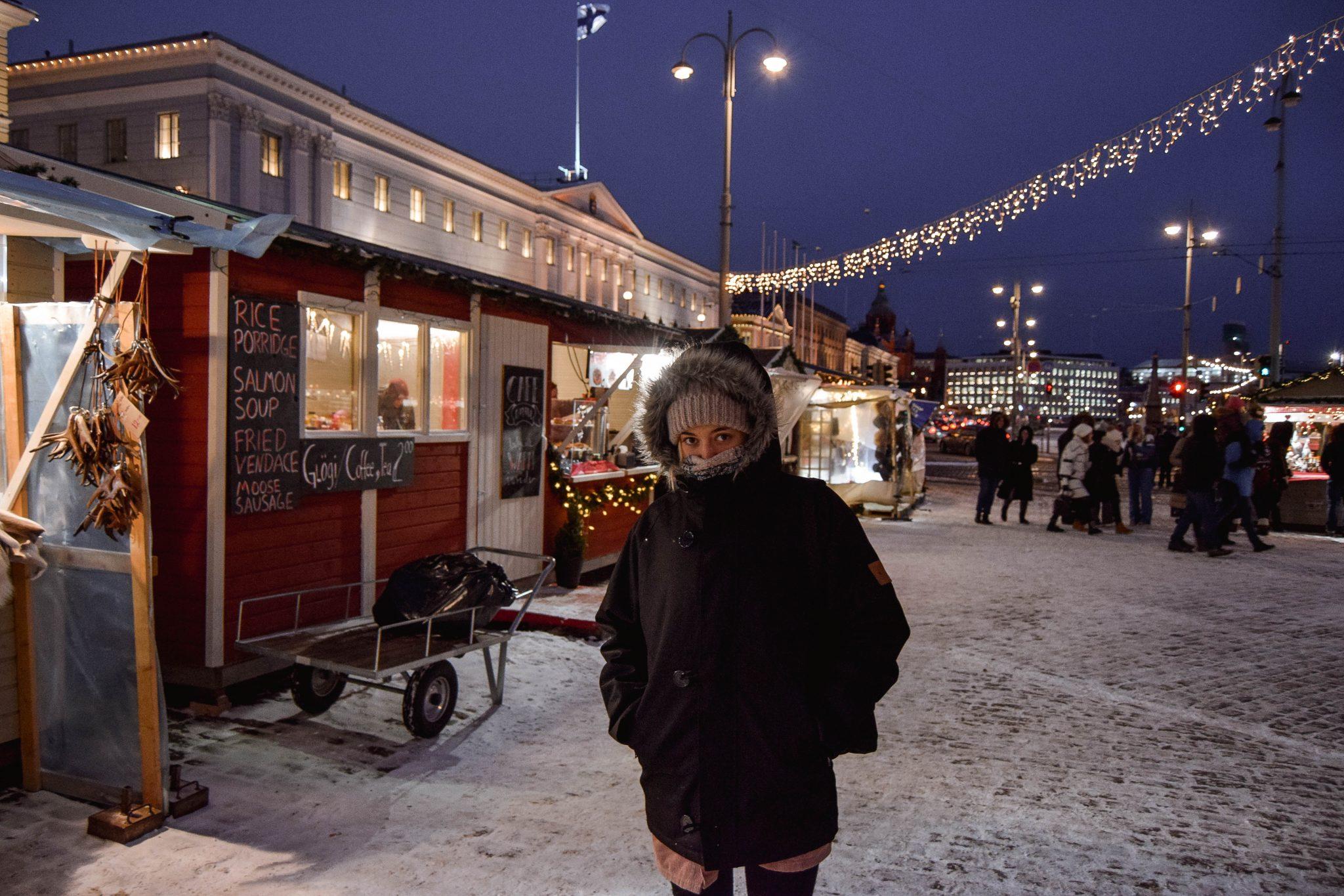 Things To Do In Helsinki In Winter - Helsinki Christmas Market