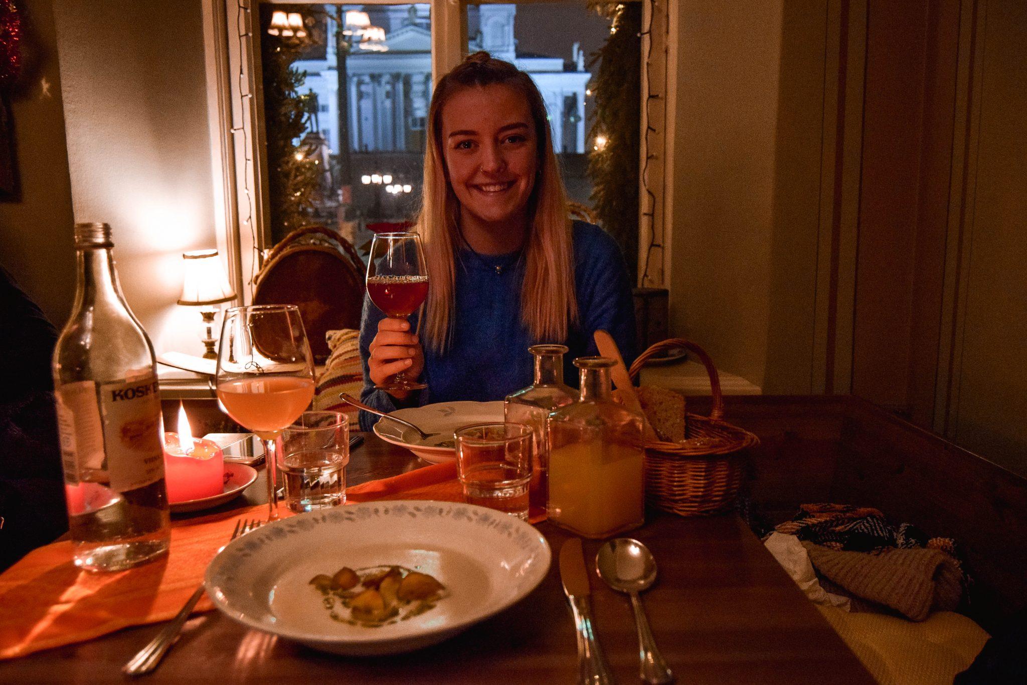 Things To Do In Helsinki In Winter - Restaurant Savotta Helsinki