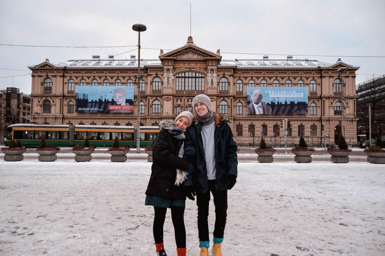 Ateneum Museum Helsinki Museums Things To Do In Helsinki In Winter