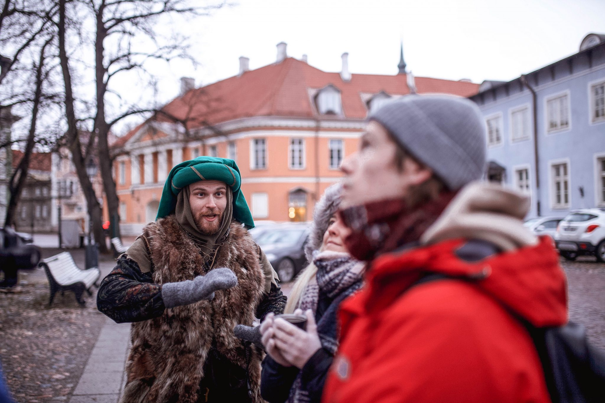 Free Walking Tour In Tallinn - Tales Of Reval Tallinn