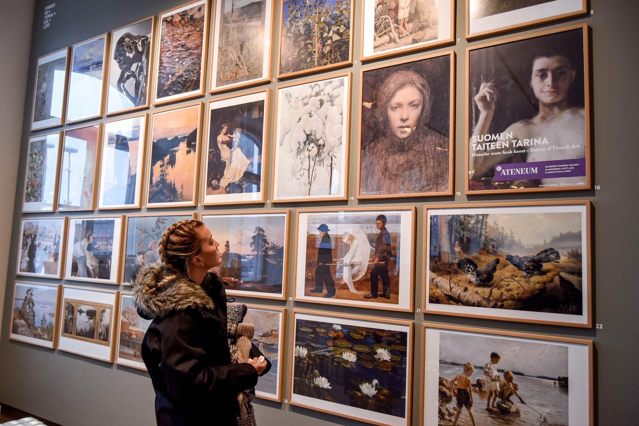 Best Museums In Helsinki Museums - Ateneum Museum Helsinki Finland