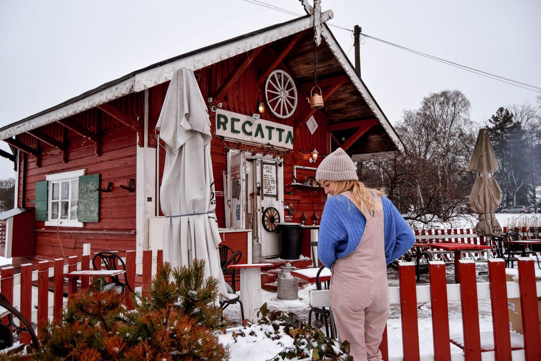 Cafe Regatta Helsinki Instagram Spots In Helsinki