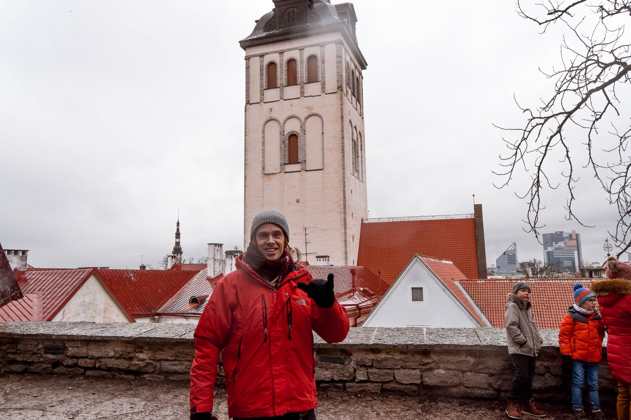 Tallinn Viewpoints In Tallinn - Danish King Garden