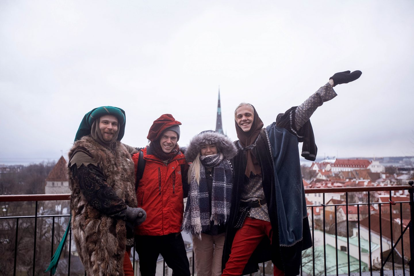 Best Free Walking Tour In Tallinn – Tales Of Reval