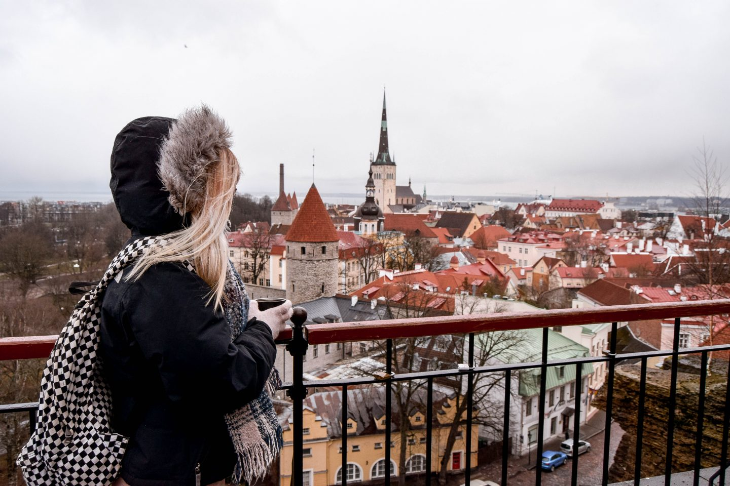 Tallinn Viewpoints – The Best In The City