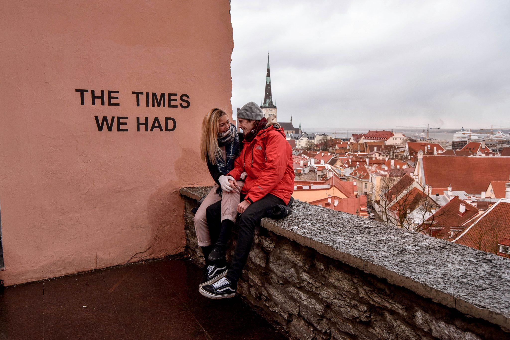 Tallinn Viewpoints In Tallinn - Kohtuotsa Viewing Platform Tallinn Estonia