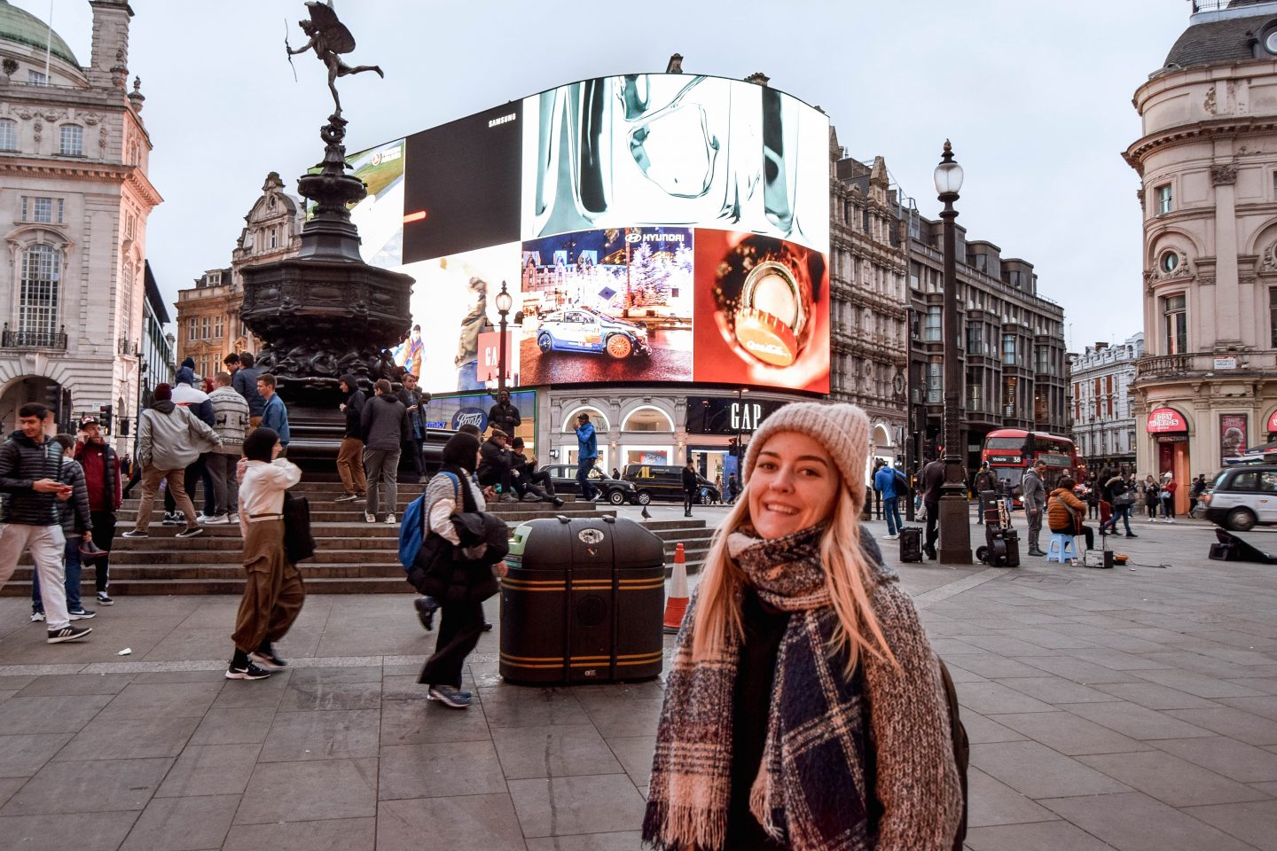 Piccadilly Circus 4 Day London Itinerary