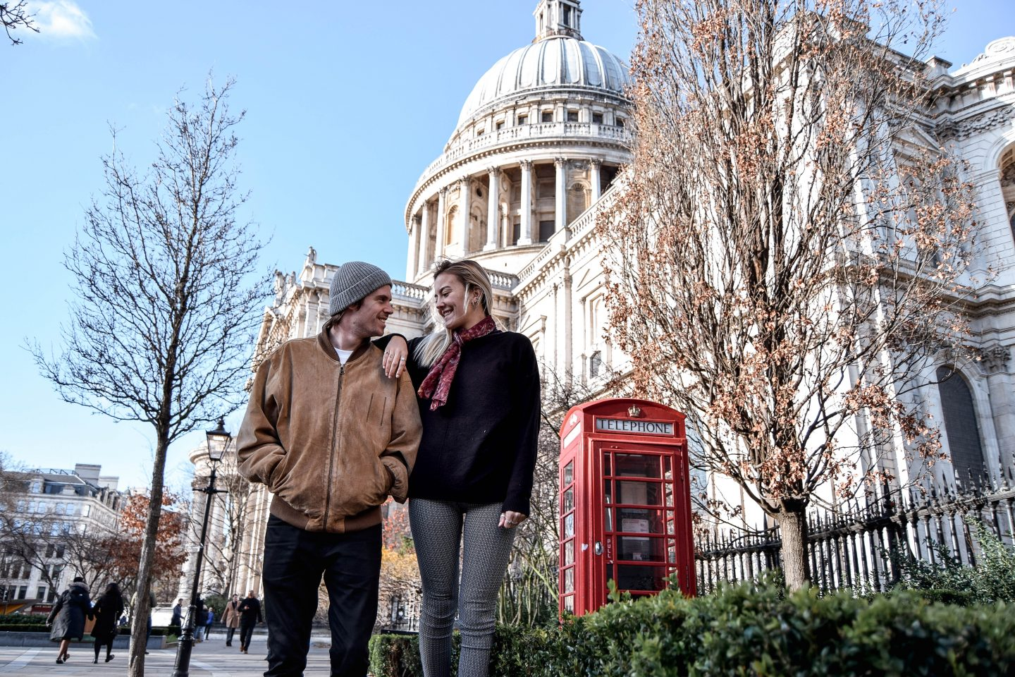 St Paul's Cathedral 4 day London Itinerary