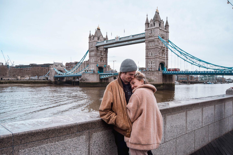 Tower Bridge London Instagrammable places in London Bucket List