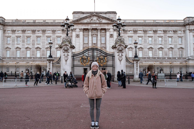 Buckingham Palace 4 Day London Itinerary