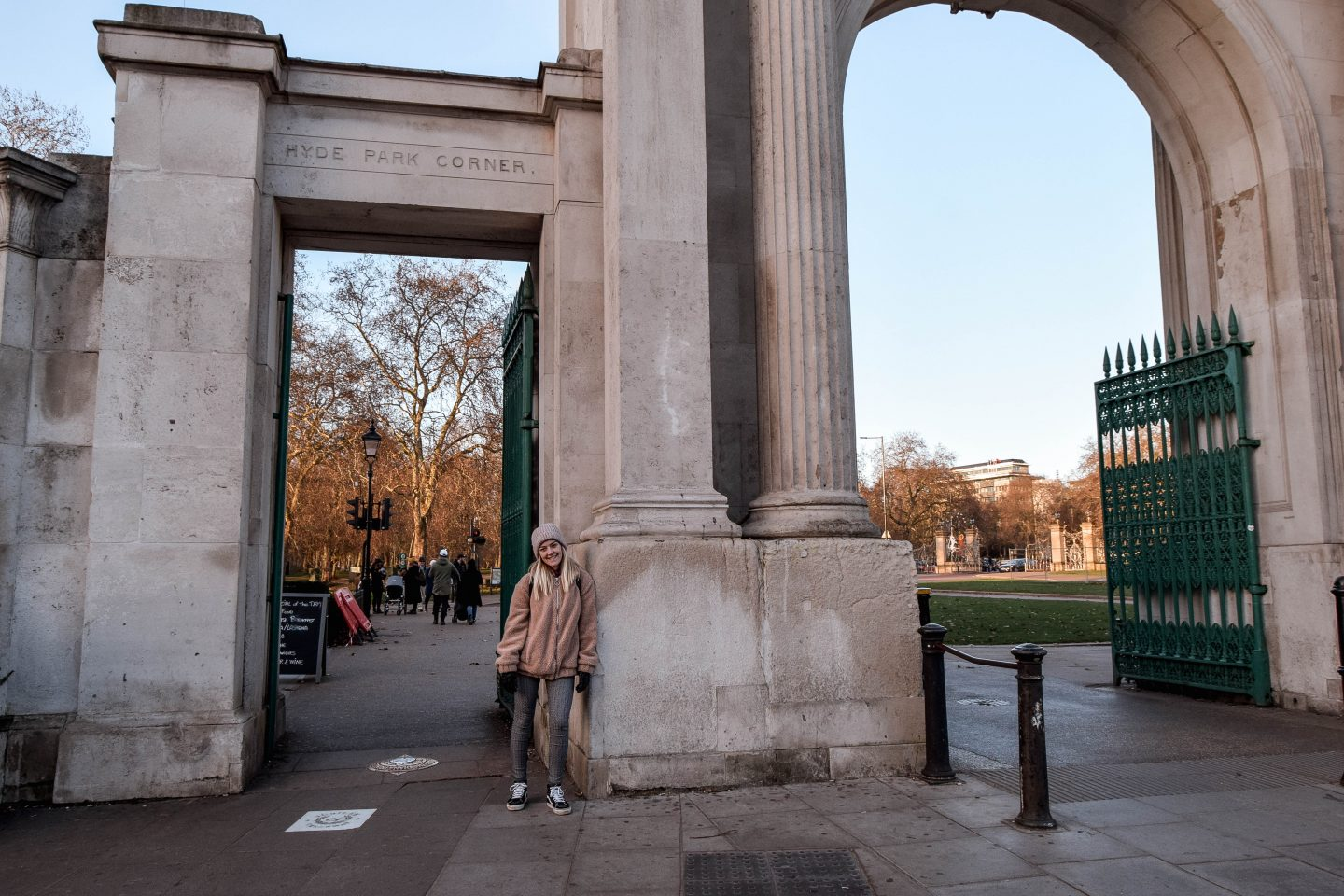 Hyde Park Corner 4 Day London Itinerary