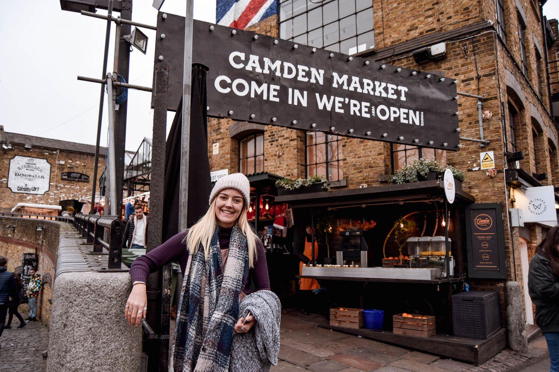 Camden Market 4 Day London Itinerary