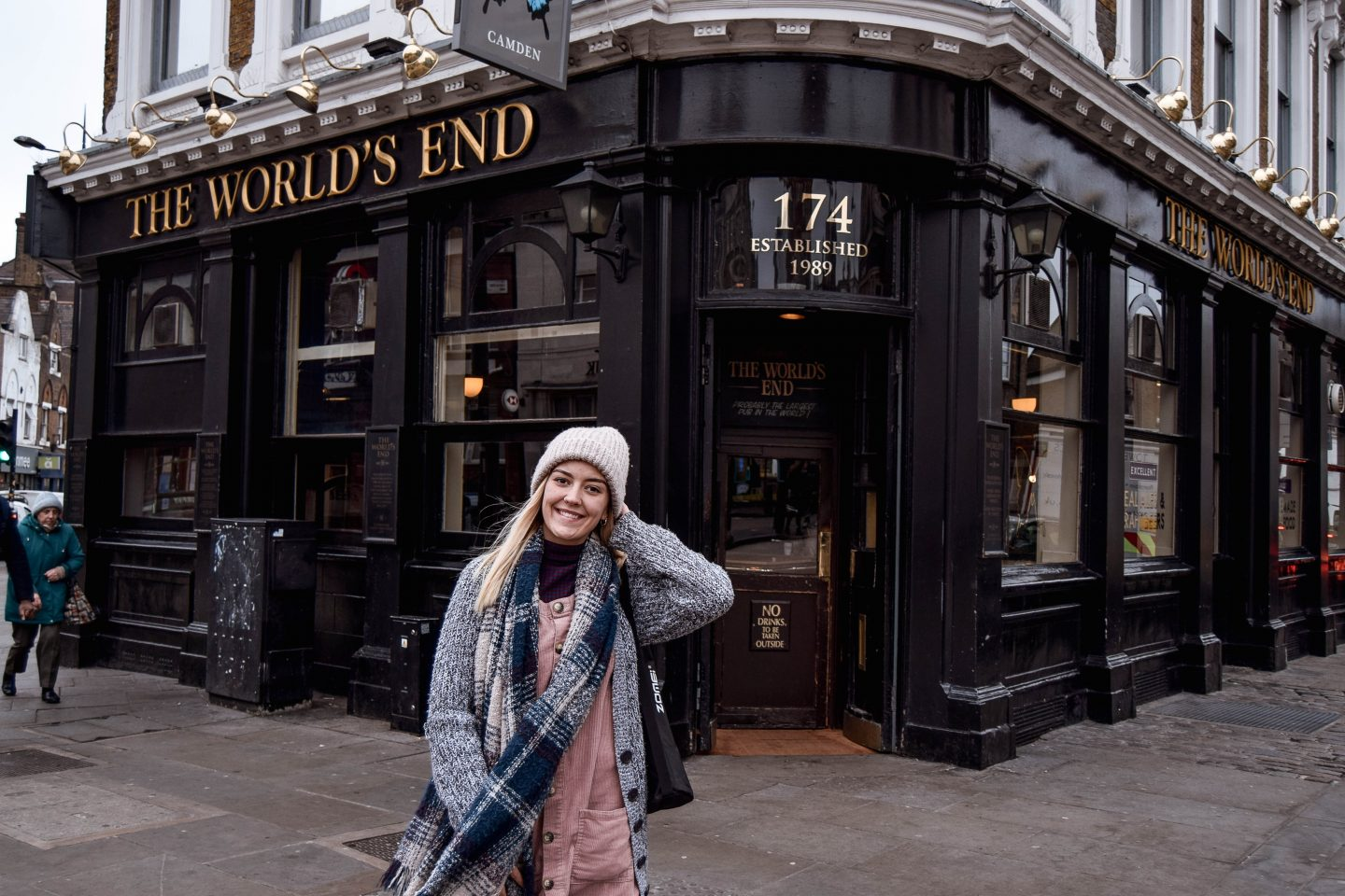 The World's End Pub 4 Day London Itinerary