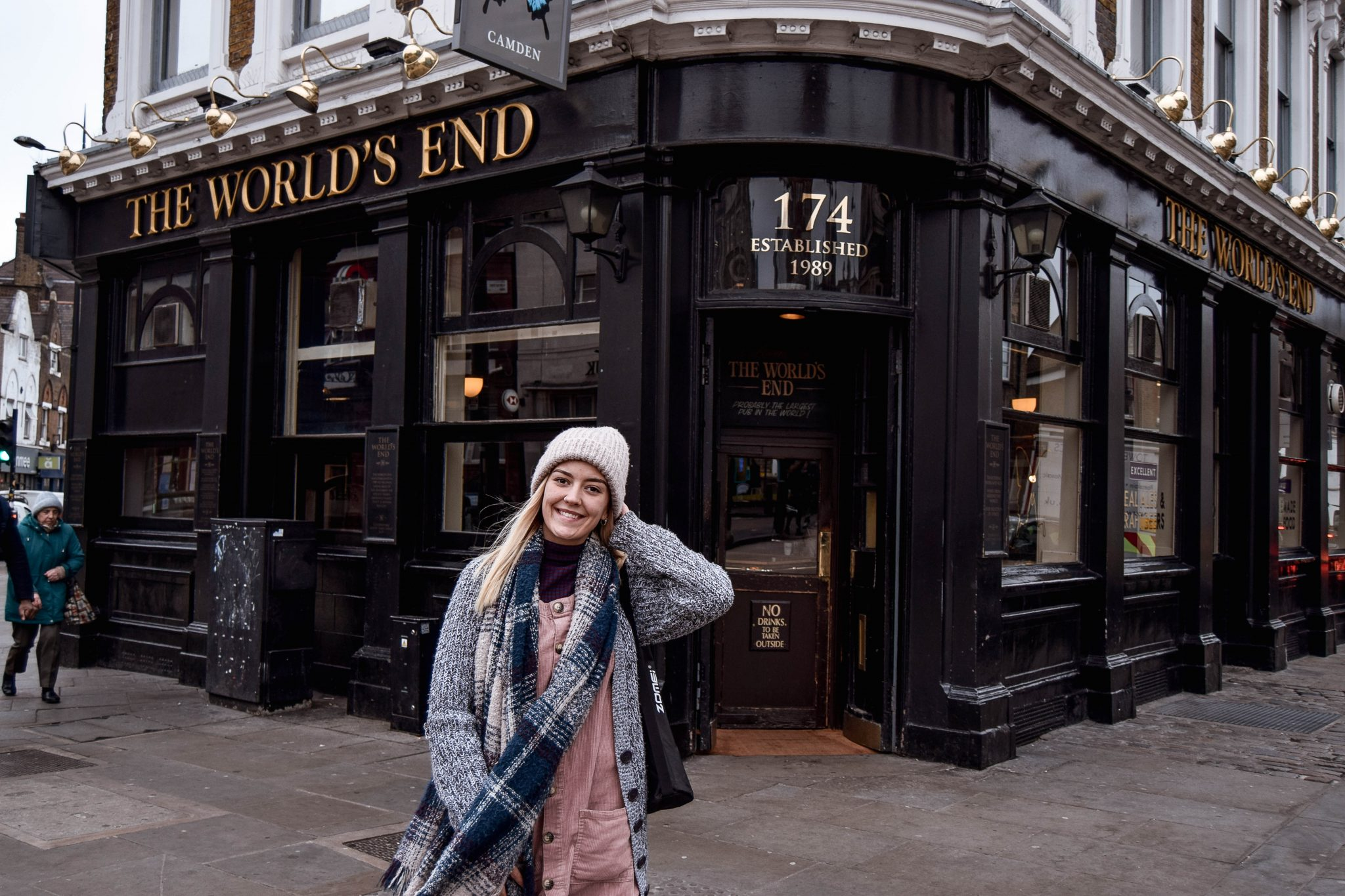 Ultimate London Bucket List - The World's End Pub London