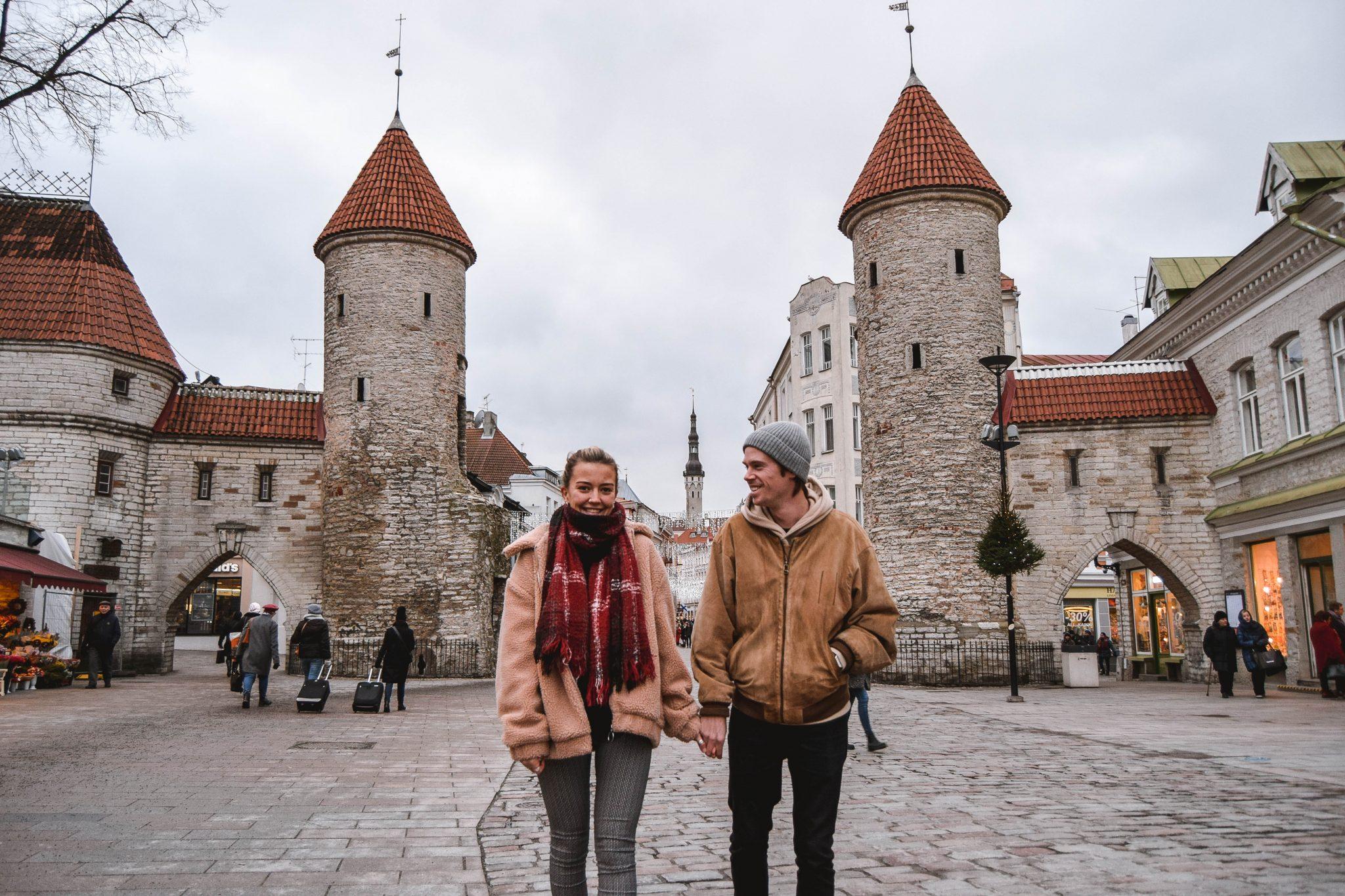 Things To Do In Tallinn In Winter Tallinn Things To Do - Old Town Tallinn Estonia