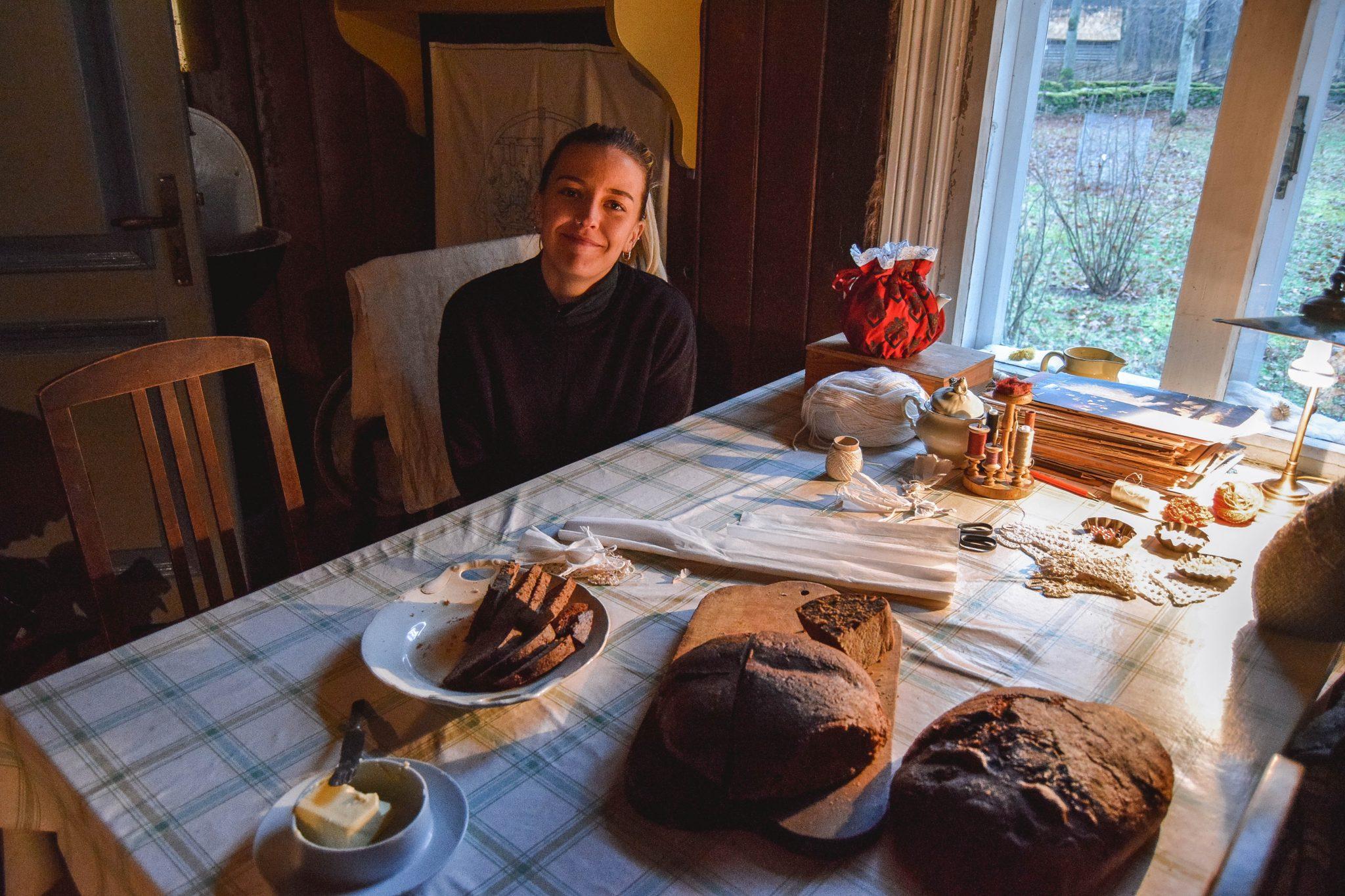 Things To Do In Tallinn In Winter Tallinn Things To Do - Eat Rye Bread In Estonia
